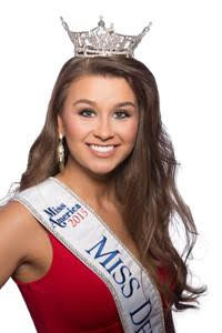 Miss. Delaware , Brooke Mitchel